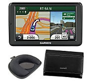 Garmin 5 GPS Kit with Lifetime Maps & Traffic - E260615