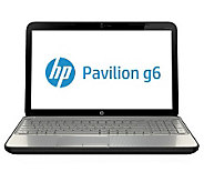 HP 15.6 Notebook AMD A4, 4GB RAM, 500GB HD, an d Software - E265825