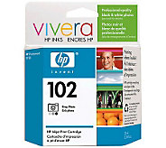 HP 102 Gray Photo Inkjet Print Cartridge - E176229
