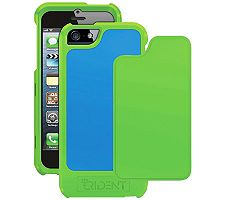 Trident AP-IPH5-TGblu iPhone 5 Apollo Case - Green/Blue