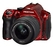 Pentax All-Weather 16MP DSLR Camera w/ Bag & 4GB Card - E223440