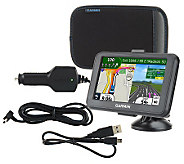 Garmin nuvi 40LM 4.3 GPS with Lifetime US Maps and Carry Case - E222341