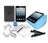Apple iPad Mini 16GB WiFi/4G w/iPad Pillow, $50 Zinio Offer & Accessories - E223942
