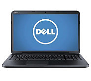 Dell 17 Laptop Intel Dual Core 4GB RAM 500GB HD w/ Tech Support - E224043