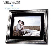 Vera Wang 8 Digital Photo Frame w/ Built-in Memory - E223944