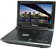 Impecca Portable DVD Player with 9 Diagonal Widescreen - E269844