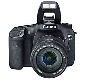 Canon EOS 7D DSLR with EF 18-135mm Lens Kit - E221745