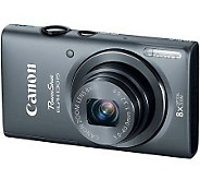 Canon PowerShot ELPH 130 16MP, 8x Optical ZoomDigital Camera - E268149