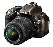 Nikon D5200 DSLR 18-55mm Lens Kit with Camera Accessories - E269149