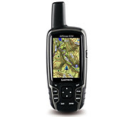 Garmin Waterproof GPS with Compass & Canada Topographic Maps - E246151