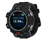 Multi-Media Video Watch with 1.4-inch Color Screen & 2GB Memory - E167654
