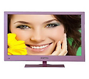 Sceptre 23 Diagonal Full HD LED TV with 3 HDMI Ports - E260555