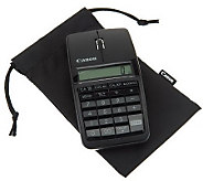Canon Bluetooth Slim Mouse and Calculator with Numeric Keypad andCarrying Bag - E222556