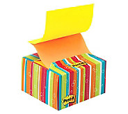 3M Post-it Pop-up Notes Desk Grip Decorative Box -Multicolor - E261158