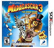 Madagascar 3: The Video Game - Nintendo 3DS - E259961