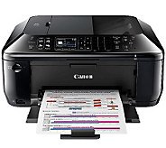 Canon PIXMA MX512 Multifunction Printer w/FullHD Movie Print - E259365
