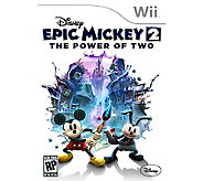 Epic Mickey 2: The Power of Two - Wii - E260365