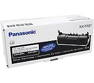 Panasonic Black Toner Cartridge For KX-FL800 Series Laser Fax - E251367