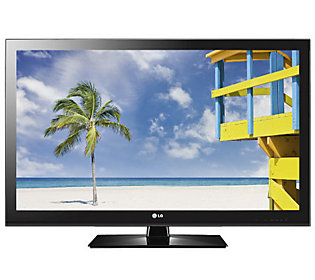 LG 42 Diag. 120Hz LCD 1080p Full HDTV with Triple XD Engine