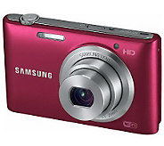 Samsung 16.2MP 5X Zoom, Digital Camera with Wi-Fi - E267668