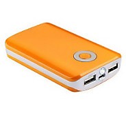 INFOtainment MEGA 8400 mAh Portable USB Powerbank Charger - E224371