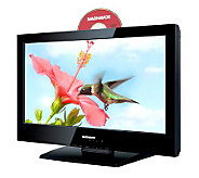 Magnavox 22 Diag 720p LCD HDTV with Built-in DVD Player - E223774