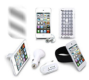 Apple 32GB 4th Generation iPod touch with 6 Piece Accessory Kit - E223974