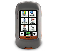 Garmin Dakota20 20-Hour Outdoor GPS with Compass and Altimete - E217077
