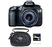 Canon EOS 60D DSLR Camera with EF-S 18-135mmKit - E262377