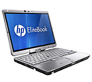 HP 12 EliteBook - Intel Core i5, 4GB RAM, 320GB HD with Dock - E268677