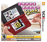 Crosswords Plus - Nintendo 3DS - E264479