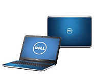 Dell 17.3 Notebook Intel Core i5, 6GB RAM, 750GB HD - E266379