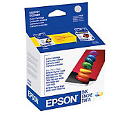 Epson T027201 Color Ink Cartridge - E207284