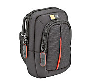 Case Logic Camera Case with Storage Pocket - Black - E220586