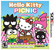 Hello Kitty Picnic - Nintendo 3DS - E264487