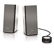 Bose Companion 20 Multimedia Speaker System - E167891