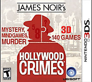 James Noirs Hollywood Crimes - Nintendo 3DS - E249593