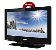 Magnavox 26 Diag. 720p LCD HDTV with Built-in DVD Player - E223396