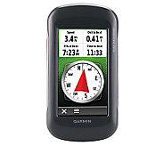 Garmin Montana 650T GPS Handheld Touchscreen w/5MP Camera,Maps - E253598