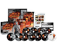 INSANITY Total Body Workout w/11 DVDs & Elite Nutrition Plan - F11206