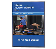 Total Gym Ab Crunch DVD with Trainer Rob Glick - F248116