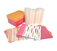 Album and Paper Storage Set 8x8 - Celebration - F179917