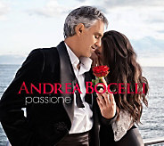 Andrea Bocelli Passione 14 Track CD with 6 Track Bonus CD - F11025