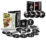 P90X 12 DVD Workout Program w/P90X PLUS & Nutrition Plan - F09962