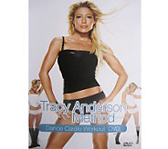 The Tracy Anderson Method Presents Dance Cardio Workout DVD - F09079