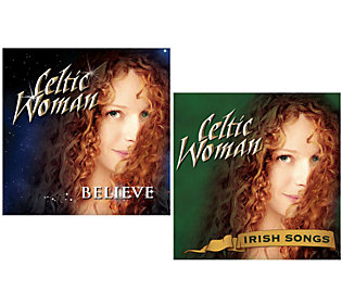 Celtic Woman Believe 15 Track CD and Bonus CD