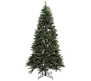 Berkshire Fir Christmas Tree wInstant Power   H201404     QVCcom 3mRfQBti