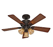 Hunter Beacon Hill 42 Ceiling Fan - New BronzeFinish - H184705
