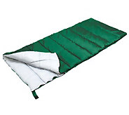 Stansport Scout - 3-lb, 33 x 75 Rectangular Sleeping Bag - H365306