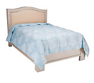 Northern Nights Tonal Damask KG 300TC 550FP Reversible Down Comforter - H197922